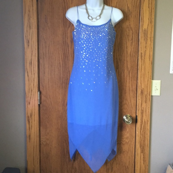 Periwinkle Blue Cocktail Dresses